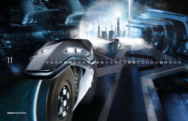 Automechanika Kalender 2016