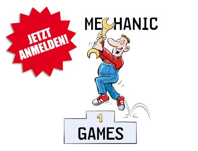 Mechanic Games