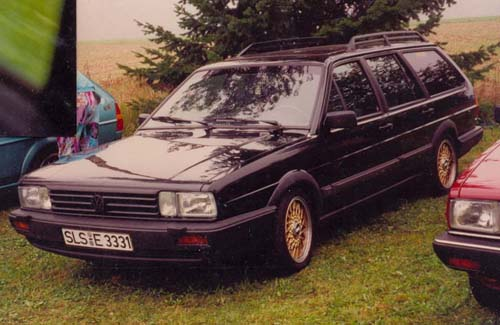 VW Passat 32B Variant GT