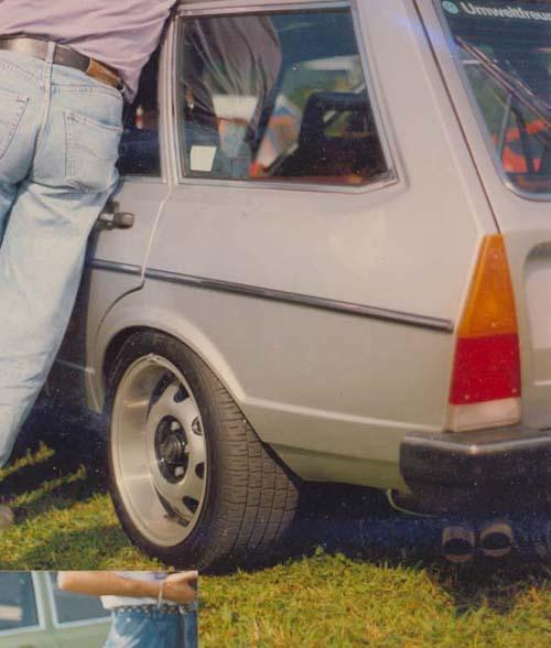 Tieferlegung VW Passat GLI