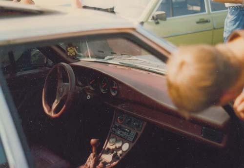 Porsche Armaturenbrett im VW Passat GLI