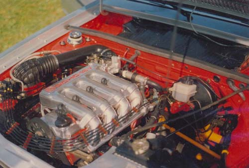 16V Motor in VW Passat Variant