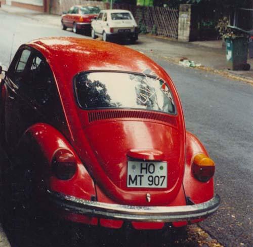 VW Käfer Mexico 1982
