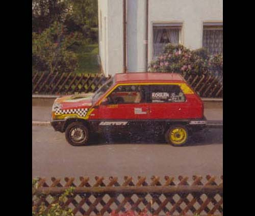 Fiat Panda 1982