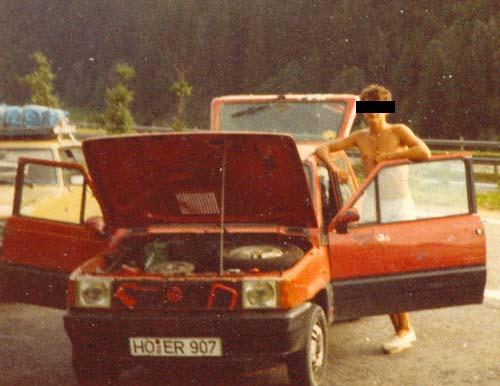 Fiat Panda 45 1982