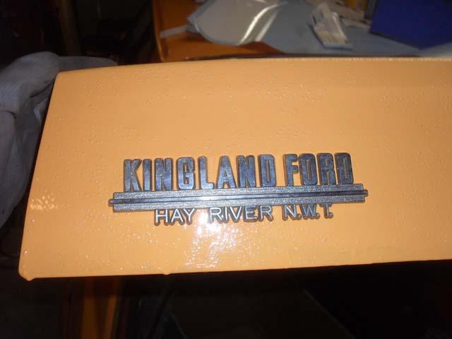 Kingland Ford