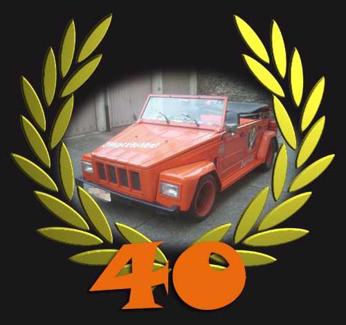 40 Jahre Jägerkübel