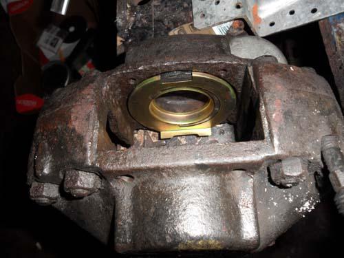 Bremssattel Mercedes Benz W114 W115 /8