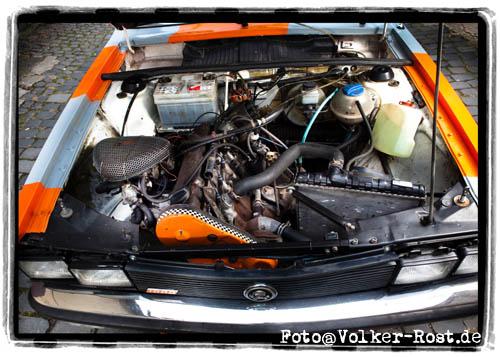 5zylindermotor VW Passat WN