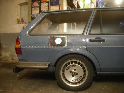 Ronal Turbo 7J15