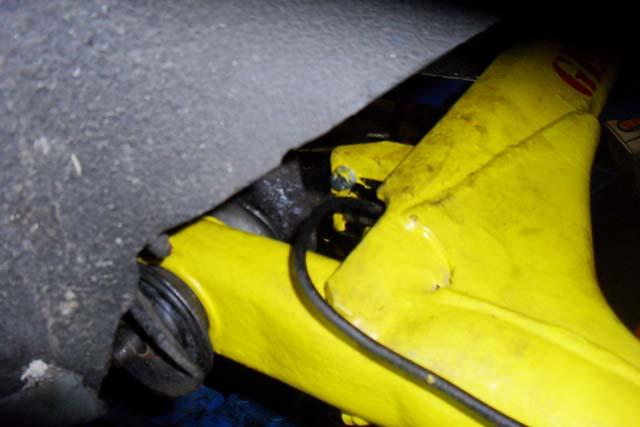 Hinterachse VW Passat 32B