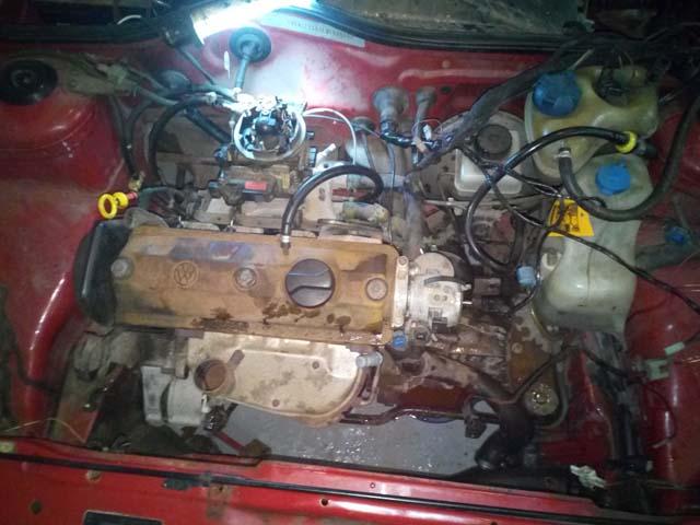 Motor Polo 86c