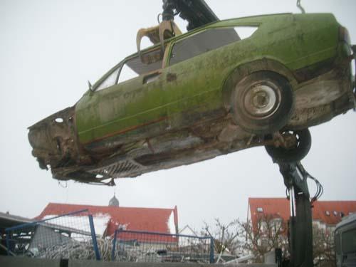 VW Passat Typ 32 Schlachter