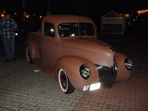 Hotrod Pickup
