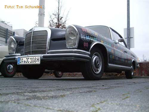 Mercedes Benz W111 220SE