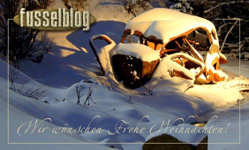 Fusselblog Weihnachten
