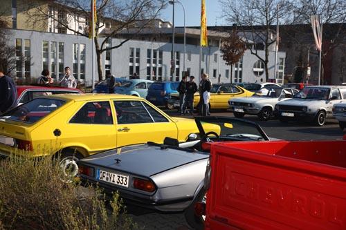Altautotreff Darmstadt März 2011