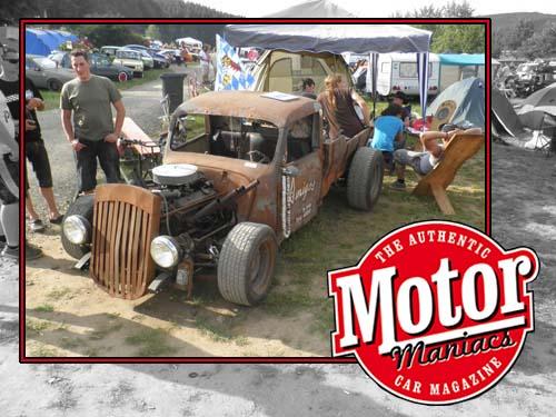 Framo Hot Rod Motor Maniacs