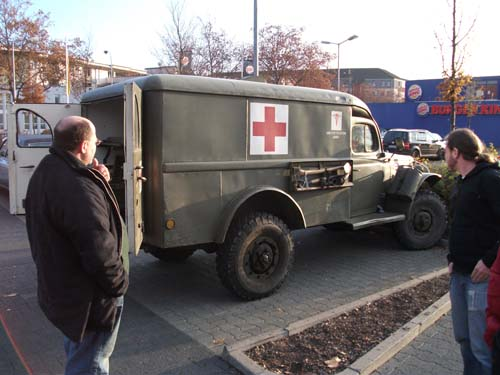 Dodge WC-54 Ambulanz 1942