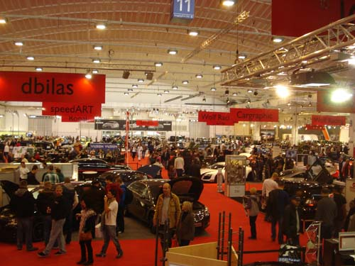 Motor Show Essen 2011