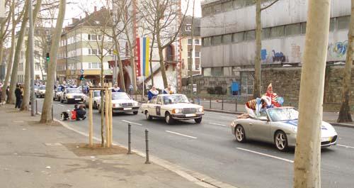 Mainzer Kappenfahrt 2012