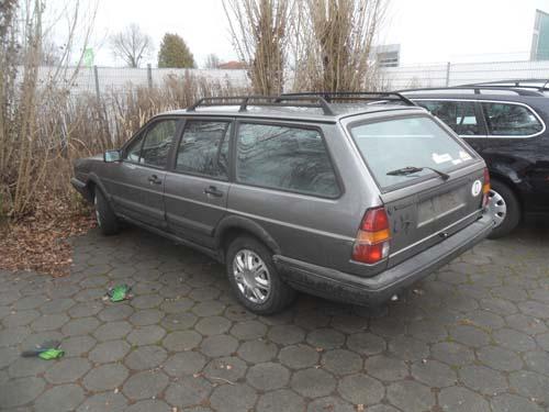 VW Passat 32B GT