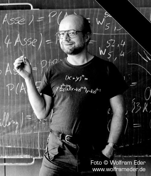 Professor Werner Heise
