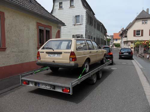 VW Passat 32B