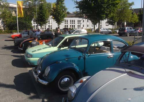 Altautotreff Darmstadt Juli 2013