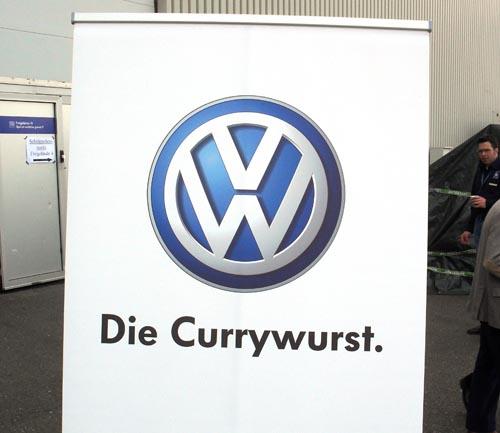 VW Die Currywurst