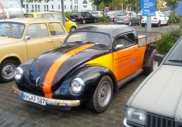 Käfer Pickup